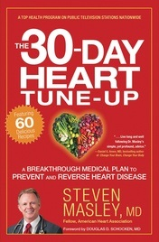 The 30-Day Heart Tune-Up by Dr. Steven Masley, 387 pgs., Paperback
