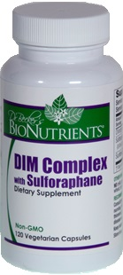 DIM with Sulphoraphane from Broccoli, 120 ct