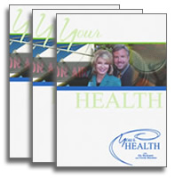 Three Pack DVD Gift Set of Your Health with Special Guest: Dr. Blaylock