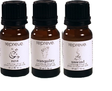 Relaxing Essential Oil  3 Blend Set